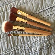 eco beauty australia makeup brush set