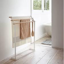Bath towel hanger Bathroom Tosca Bath Towel Hanger Large1 Ahalife Tosca Bath Towel Hanger Yamazaki Home Ahalife