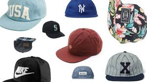 Know Your Cap: 5 <b>Baseball Cap</b> Styles For Every Guy