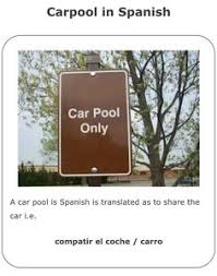North americans pronounce this word two different ways; 89 All Things Car In Spanish Ideas Car Ins Spanish New Cars