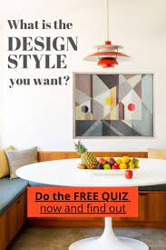 Take this quiz with friends in real time and compare results. Take This Quiz And Find Your Design Style Interior Design Styles Quiz Design Style Quiz Trending Decor