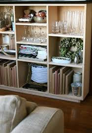 fill the void a diy plywood bookcase
