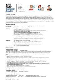 Customer Service Skills Resume Fascinating Customer Service Skills Resume Resume Badak