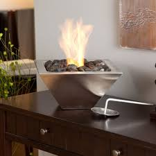 New Trend  Portable Fireplaces  FreshomecomIndoor Portable Fireplace