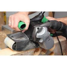 hitachi belt sander. hitachi sb8v2 review belt sander 0