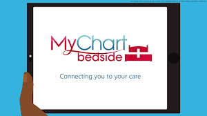 My Chart Epic Introduction To Mychart Bedside For Patients English Language