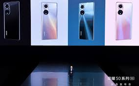Honor 50 series announced, ready with ...