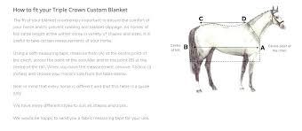 horse blanket size chart horse blanket sizes triple crown size chart horse blanket size weatherbeeta horse horse blanket size chart