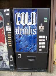 Cold Drinks Vending Machine Fascinating Cold Drinks Vending Machine A Photo On Flickriver