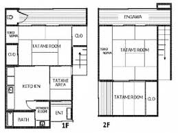 Image Gallery of Modern Traditional Japanese House Plans Traditional Japanese  House Floor Plans