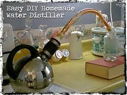 easy diy homemade water distiller