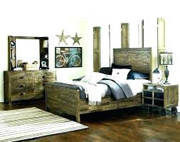 Distressed Bedroom Sets Rustic White Bedroom Set Off White Bedroom ...