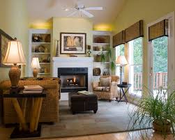 Natural Color Living Room Looking Forward To Spring Fabrics