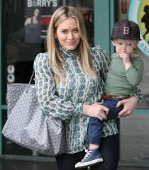 Find and save images from the hilary duff collection by cara (caramarir) on we heart it, your everyday app to get lost in what you love. The Many Bags Of Celebrity Moms Purseblog Hilary Duff Goyard St Louis Tote Goyard Tote