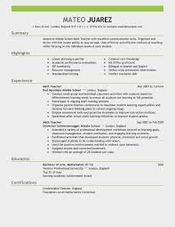 Resume Tips 2017 New The Best Resume Format For Teachers 60 Resume Format 60 Resume