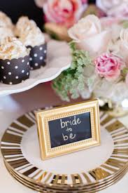 Dairing Events Champagne Bridal Shower Kate Aspen Place Card Holders  |Ashley Steeby Photography www.