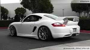 Porsche Cayman GT - YouTube