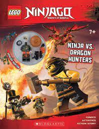 Ninja vs. Dragon Hunters   Ninjago Wiki