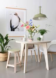 Eettafel Kleine Ronde Houten Tafel Ikea Hout Ruimte Eiken