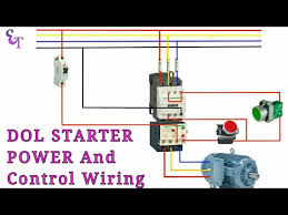 how to wire contactor overload relay motor power and control how to wire contactor overload relay motor power and control wiring electrical technician