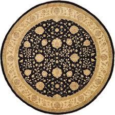 297cm x 300cm peshawar ziegler oriental round rug