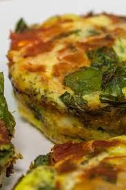 Spinach & Feta Tuna Egg Muffins Recipe ...