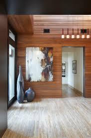 An Interview with Cornerstone Architects  modern foyer austin