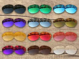 <b>Vonxyz 20</b>+ <b>Color Choices</b> Replacement Lenses for-Oakley Latch ...