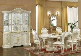 black dining room furniture sets. Italian Dining Set \u2013 With 6 Chairs Black Room Furniture Sets