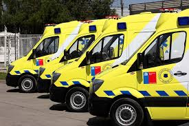 Resultado de imagen para ambulancia samu chile