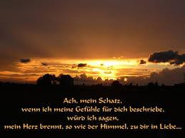 Sonnenuntergang Himmel Liebe Grußkarten E Cards Postkarten