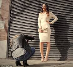 Alicia Jay crowned 'world's tallest virgin' on why she won't have ...