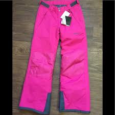 Arctix Size Chart Nwt Snow Pants Arctix Reinforced Youth Nwt