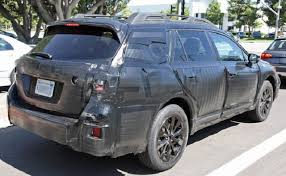 2018 subaru outback redesign. exellent outback 2018 subaru outbackrear view on subaru outback redesign 7