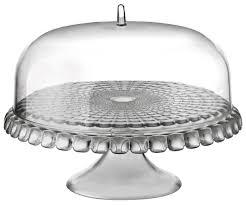 Купить <b>Guzzini</b> Тортовница Tiffany 36 <b>см</b> серый по низкой цене с ...