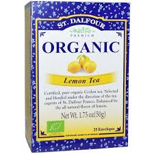 St. Dalfour, <b>Organic</b>, <b>Лимонный Чай</b>, <b>25</b> Конвертиков, 50 Г — в ...