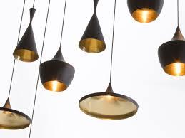 tom dickson lighting. Contemporary Lighting Tom Dixon Beat Light Wide  Black 1234 With Dickson Lighting