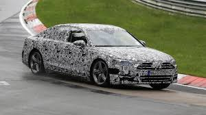 2018 audi 8l. beautiful 2018 2018 audi a8 spy photo intended audi 8l