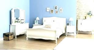 Traditional White Bedroom Furniture White Full Bedroom Set Antique ...