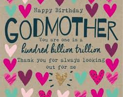 Happy Birthday Godmother Quotes And Messages WishesGreeting New Godparents Love Quote In English