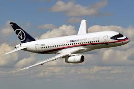 Aeroflot Flight 107 Seating Chart Sukhoi Superjet 100 Wikipedia