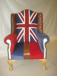 awesome union jack chair