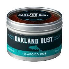 Oakland Dust Seafood Spice Rub