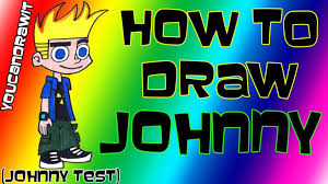Small Picture Brilliant Great Johnny Test Colouring Pages Sight Word Coloring