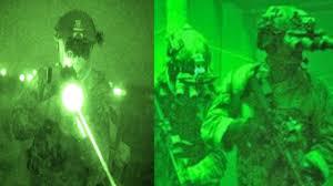 Guía de empleo de Visores Nocturnos, térmicos y sistema de puntería -  Infanteria Argentina