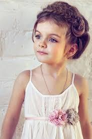 étonnant Coiffure Petite Fille Pour Mariage 30 Filles D