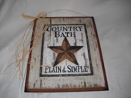 Bathroom Decor Stores 17 Best Images About Country Bathroom Decor On Pinterest Craft