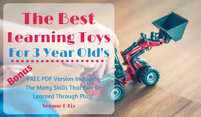 The Best Learning Toys For 3 Year Old\u0027s To Encourage Language Development Find Out Why These Are