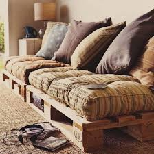 upcycled wood pallet furniture ideas