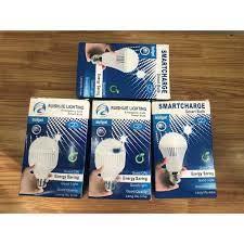 bóng đèn led tròn giá rẻ / Freeship từ 150k/ Bóng đèn LED tích điện thông  minh Smartcharge 12W